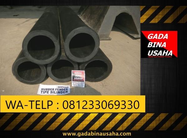 rubber fender silinder