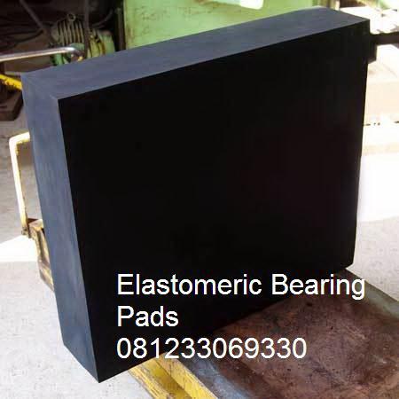 Bantalan Karet elastomeric bearing pads
